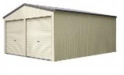 Budget Double Garage