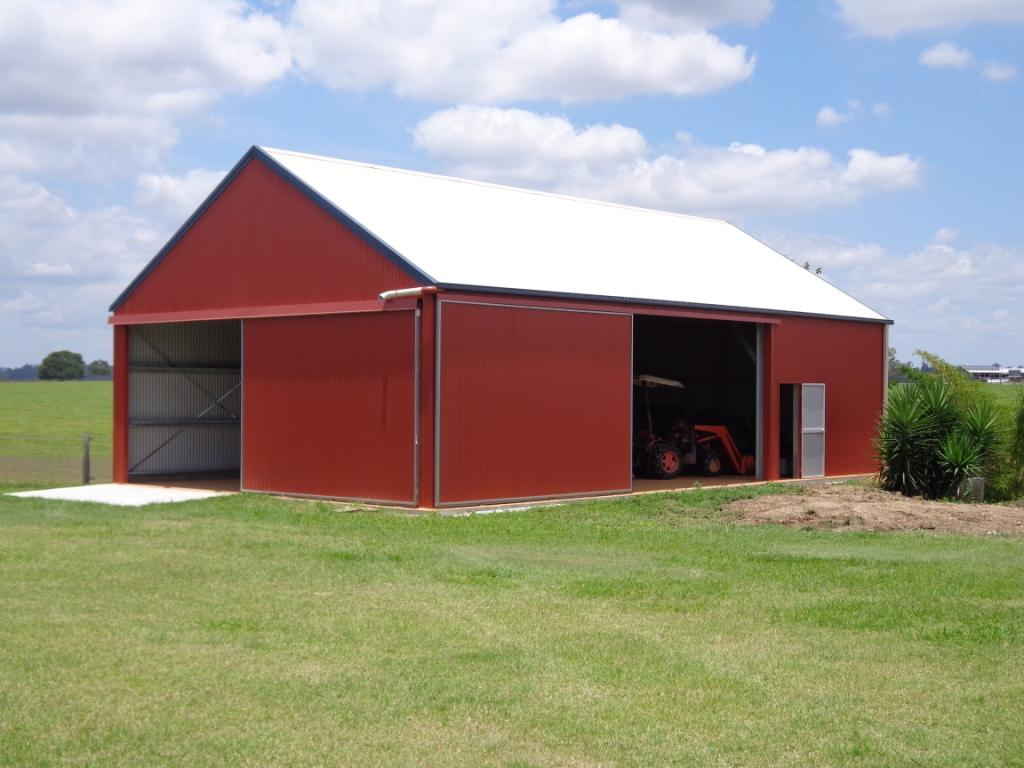 Beautiful garage doors - This Is A Cyclone Rated Garage Sent In By Col In Andergrove Qld The