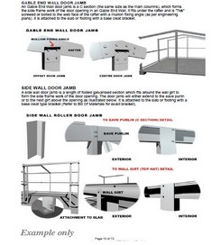 Dinky Di Sheds - Materials